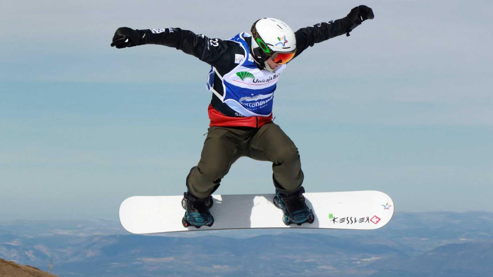 Snowboard - FIS Snowboard Copa del Mundo Magazine - Programa 12 - ver ahora