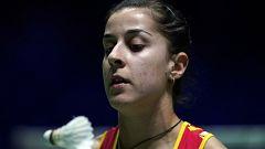 """Carolina Marín: """"Cancelar los torneos es la decisión más acertada por cómo está el tema del coronavirus"""""""