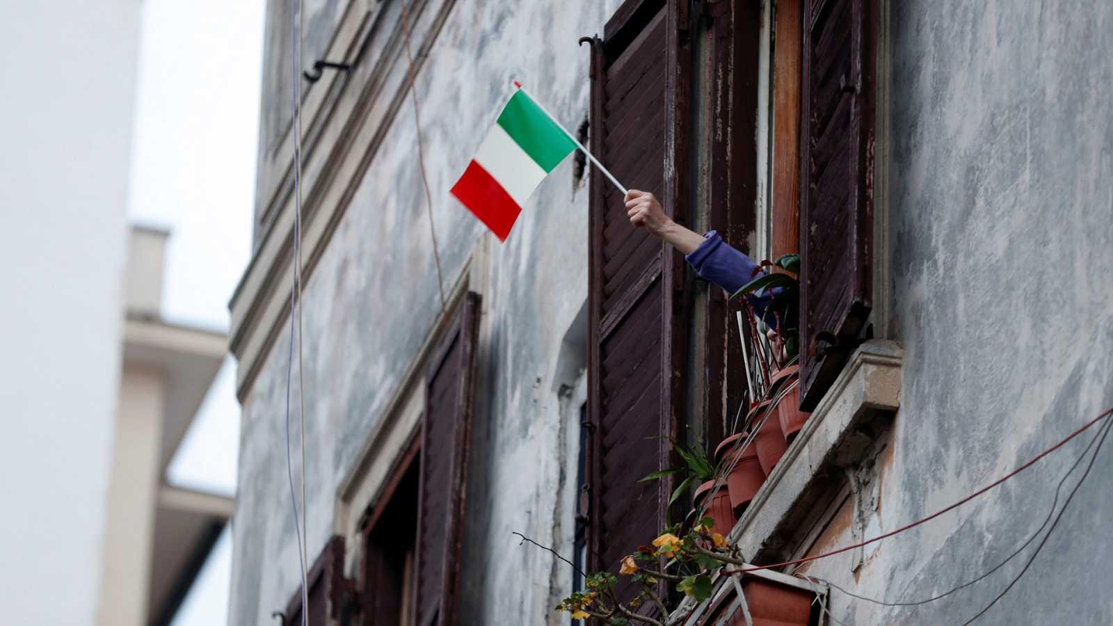 Vídeo: El coronavirus pone a prueba a una Italia confinada