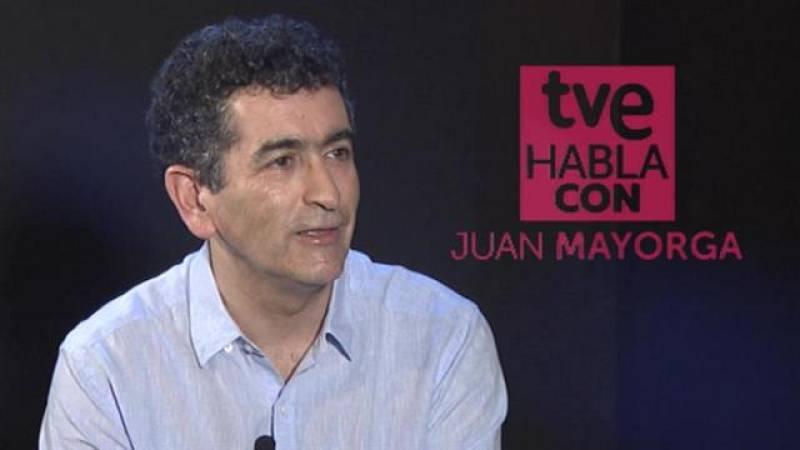 TVE habla con Juan Antonio Mayorga Ruano - 14/03/2020