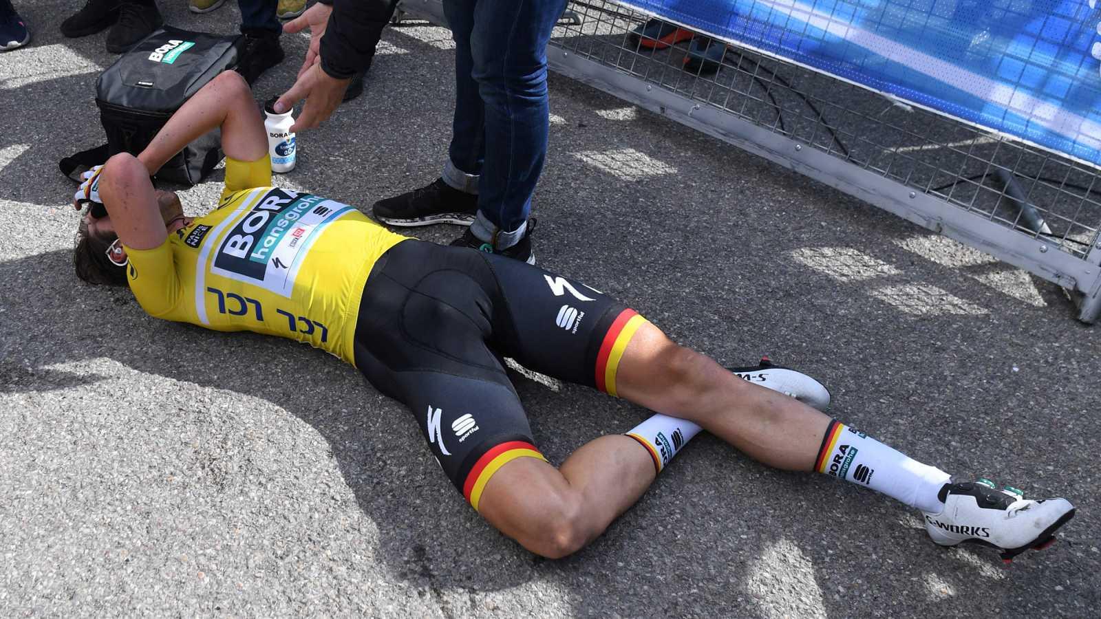 Vídeo: Quintana se lleva la última etapa y Schachmann gana la París-Niza