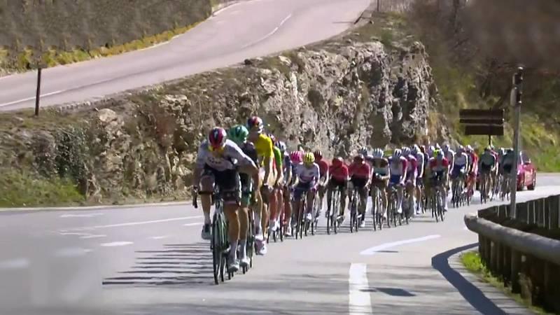 Ciclismo - París-Niza 7ª etapa: Nice - Valdeblore La Colmiane - ver ahora