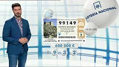 Lotería Nacional - 14/03/20