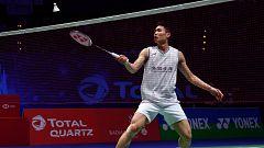 Bádminton - Yonex All England Open Championship. Semifinal masculina: Tien Chen Chou - Anders Antonsen