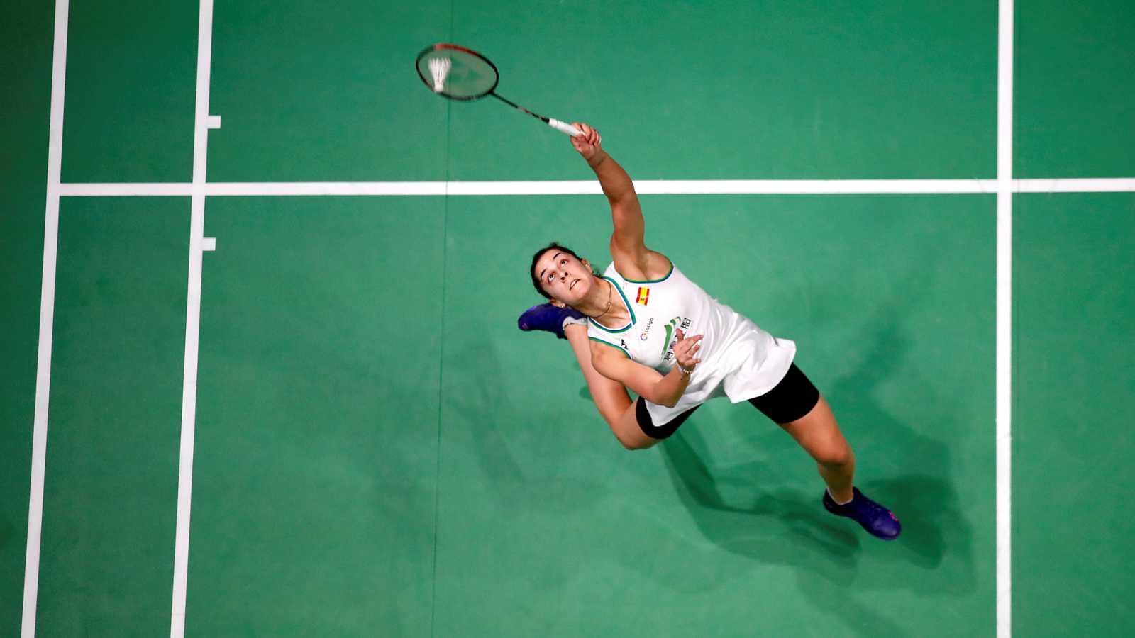 Vídeo: Los mejores puntos del partido entre Carolina Marín y Tai Tzu-Ying
