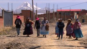 Maristas Bolivia, de Este a Oeste