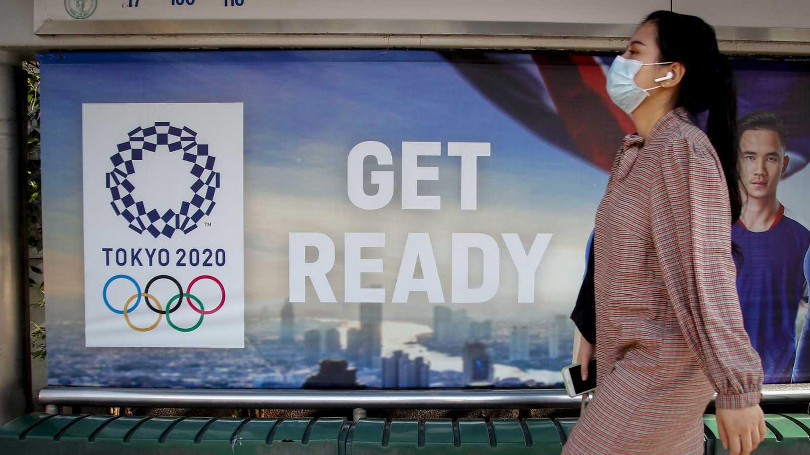 Vídeo: El coronavirus amenaza el calendario deportivo de 2020