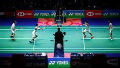 Bádminton - Yonex All England Open Championship. Final Dobles Masculina: Gideon/Sukamuljo - Endo/Watanabe
