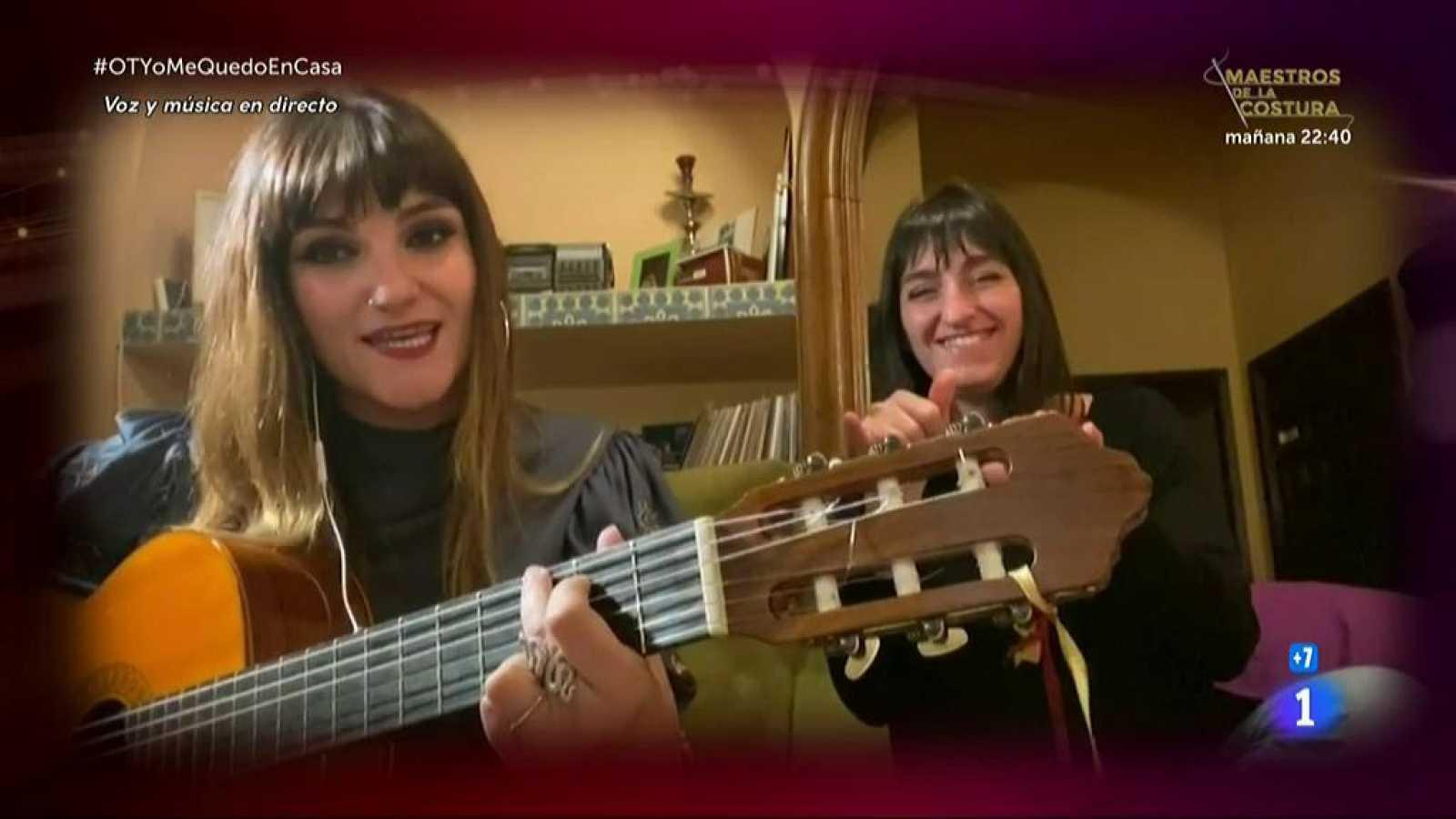 """Rozalén canta """"Vivir"""" en la Gala OTYoMeQuedoEnCasa de Operación Triunfo 2020"""