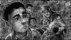 'La familia Samuni'
