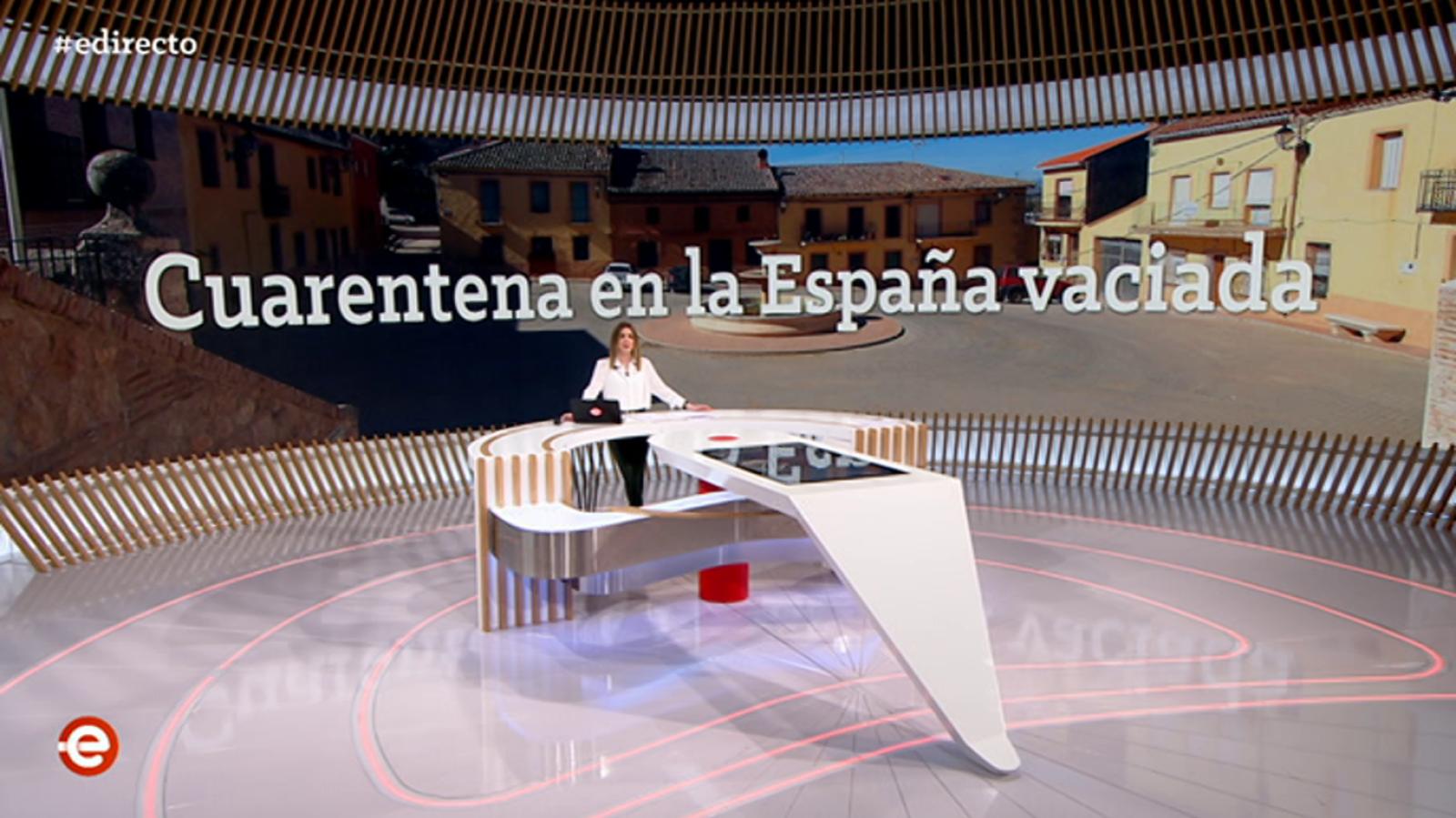 España Directo - 16/03/20 - ver ahora