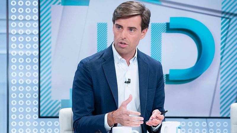 """Montesinos afirma que el PP estará con el Gobierno por """"lealtad a España"""" pero pedirá responsabilidades cuando acabe la crisis"""