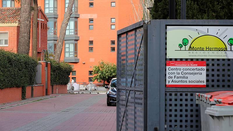 """""""Las residencias de ancianos son la barrera más importante para frenar el coronavirus"""""""