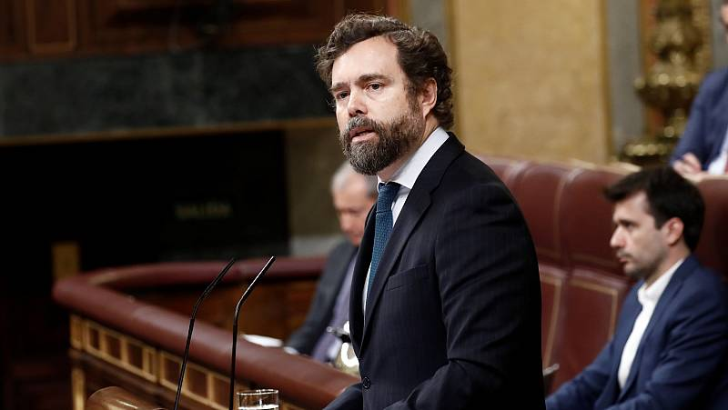 """Espinosa de los Monteros : """"Recuperar España es lo único de lo que debemos hablar, y es la prioridad de Vox"""""""