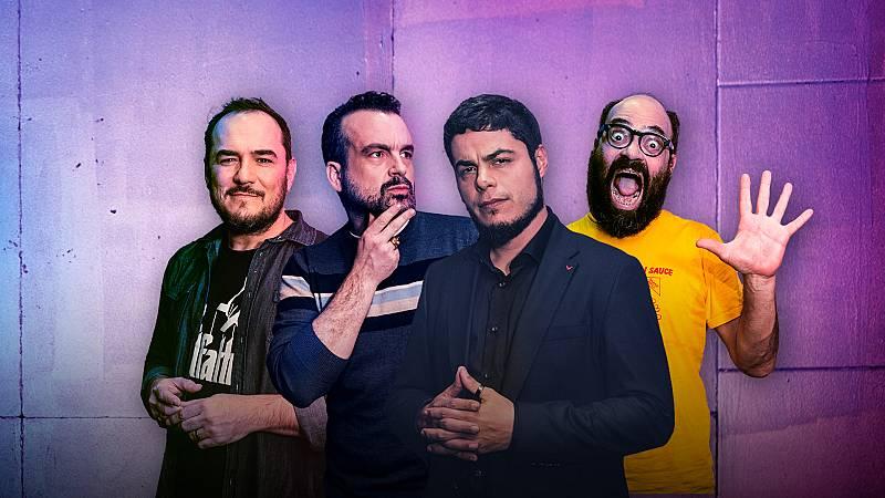 Parking Karaoke - Mira ya el primer programa, Nacho Vigalondo e Ignatius