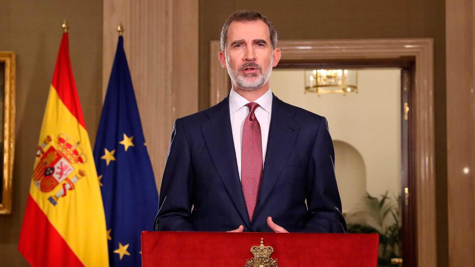 Vídeo: Mensaje íntegro del rey Felipe a la nación por la crisis del coronavirus Covid-19