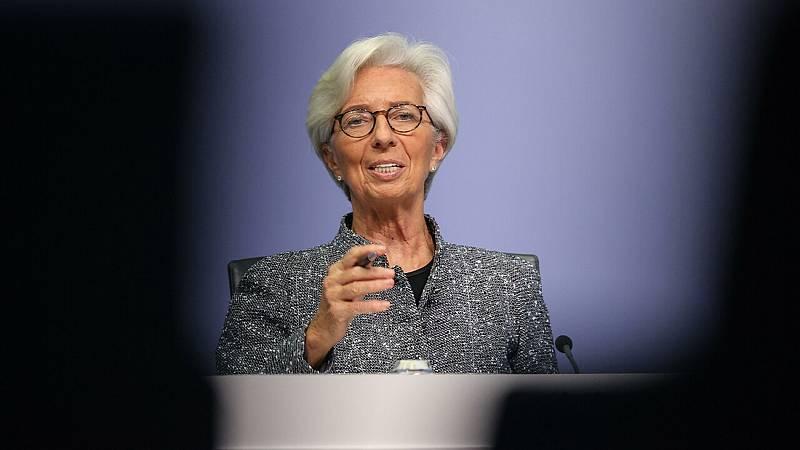 El BCE anuncia un programa de compra de bonos públicos de 750.000 millones de euros para contrarrestar la crisis del coronavirus
