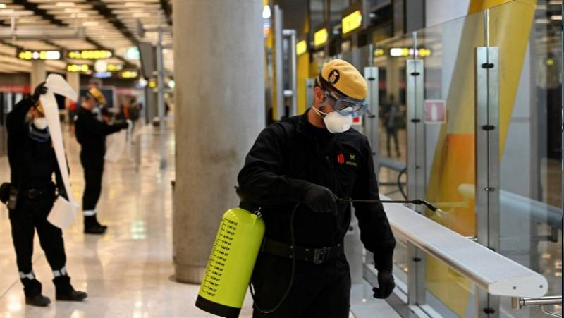 Fernando Simón confirma los casos de coronavirus en España: 17.147 positivos y 767 fallecidos