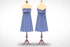 Maestros de la Costura 3 - Así se hace la transformación de un vestido