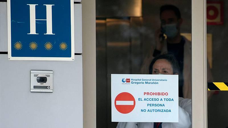 Madrid transforma los hoteles en hospitales por el coronavirus