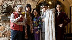 Maestros de la Costura 3 - La diseñadora Arantza Vilas nos lleva a otra época