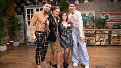 Maestros de la Costura 3 - Begoña, Joshua, David y Margarita, finalistas