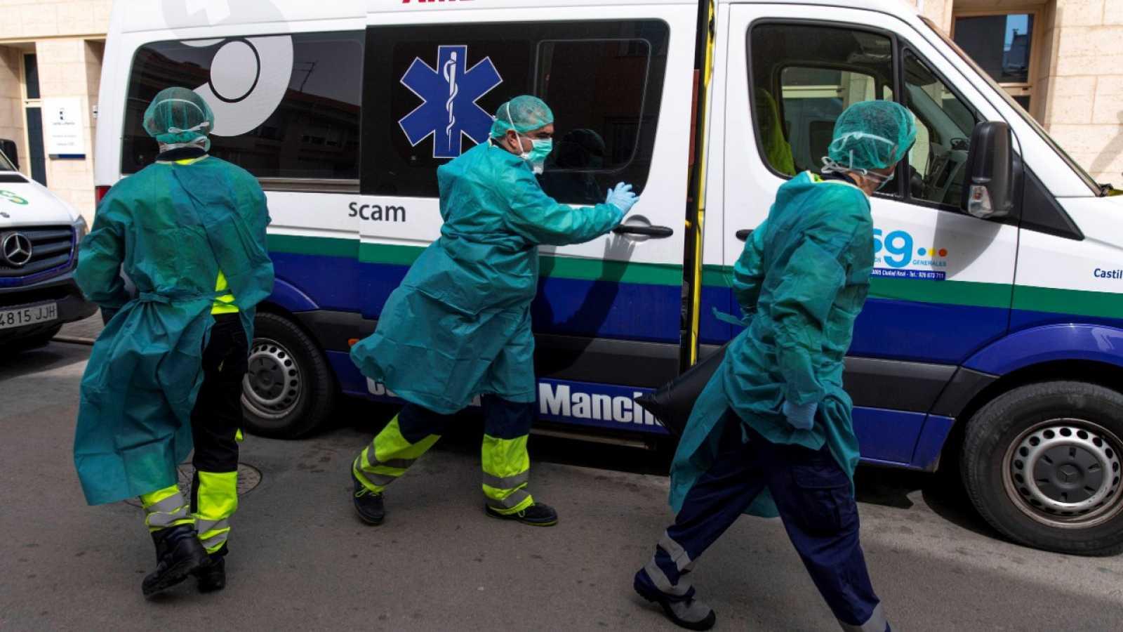 Sanidad trabaja en un protocolo más estricto para las residencias ante el aumento de muertes