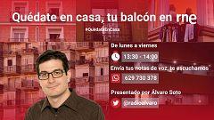 Quédate en casa: El balcón de RNE - El nuevo espacio de radio para la cuarentena