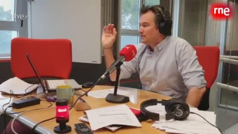 """RNE se ha unido a esta iniciativa junto a otras radios europeas con la canción """"You'll never walk alone"""""""