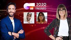 OT 2020 - Roberto y Noemí, directo en Instagram durante su encierro