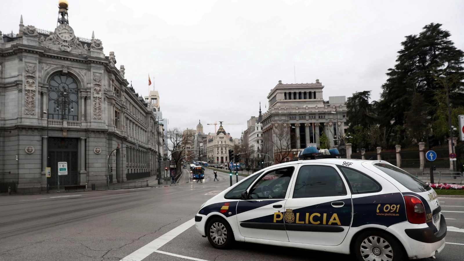El Banco de España cree que el coronavirus está causando una crisis económica sin precedentes