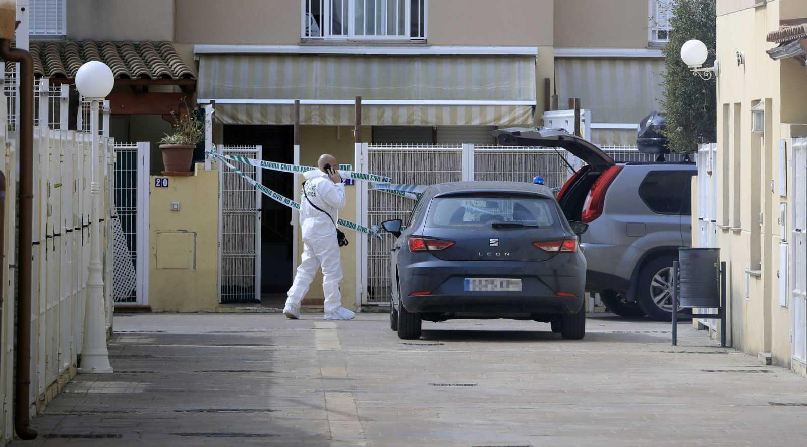 Vídeo | Una mujer asesinada en Castellón en un presunto caso de violencia machista