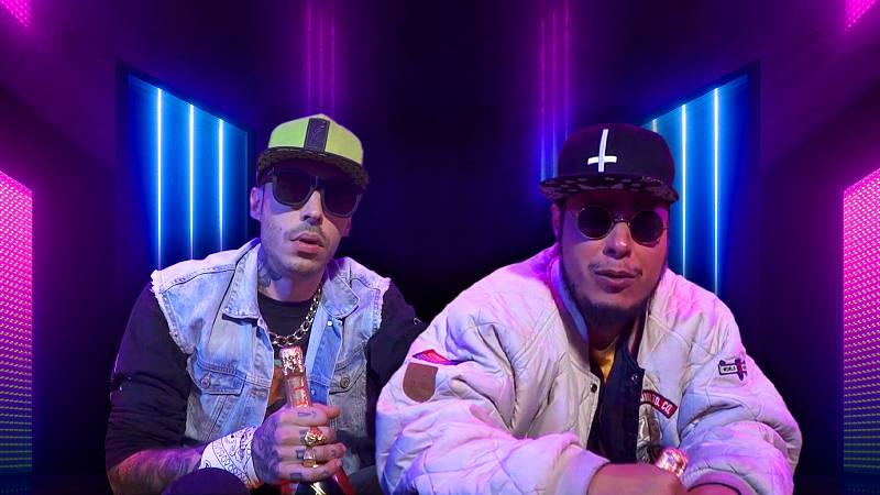 """Parking Karaoke: """"De cuclillas"""", el videoclip de trap de LOMO"""