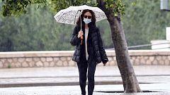 La primavera comienza con lluvias y tiempo inestable