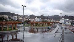 Lluvia en Extremadura, Andalucía y sureste peninsular
