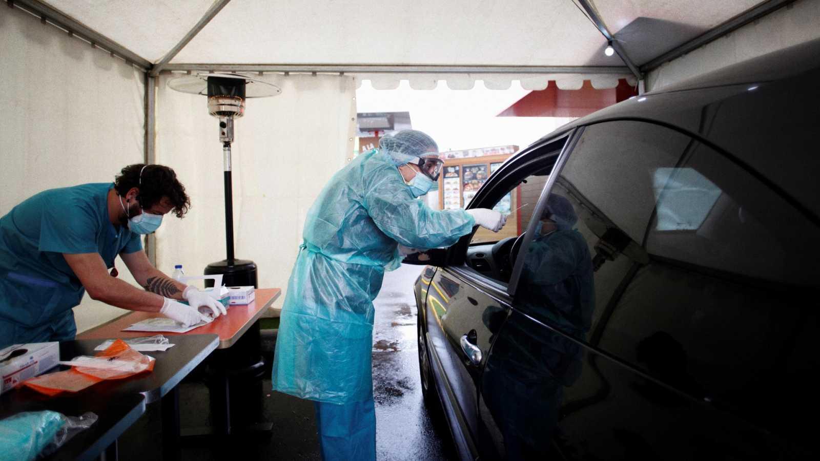 """Raquel Yotti: """"España ha realizado al menos 355.000 test para diagnosticar el coronavirus"""""""