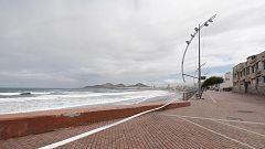 El riesgo por lluvias afectará al cuadrante suroeste peninsular aunque precipitará en toda España