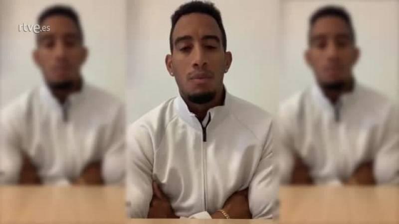 """Orlando Ortega: """"Los Juegos deberían disputarse el año que viene"""""""