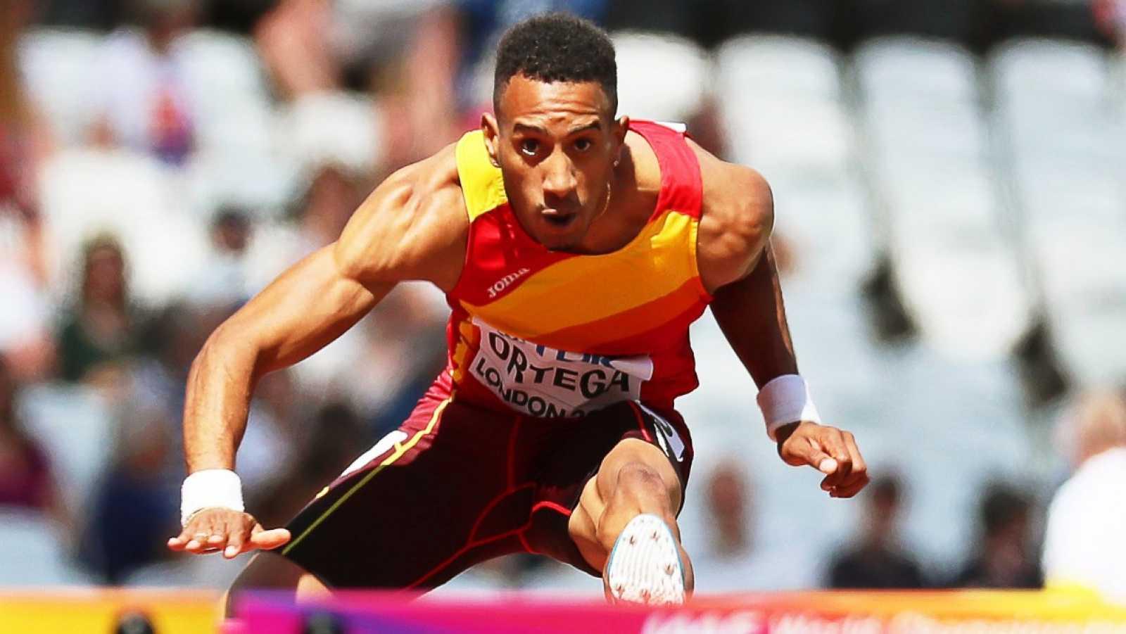 """Orlando Ortega: """"No todos los atletas estamos entrenando en las mismas condiciones"""""""