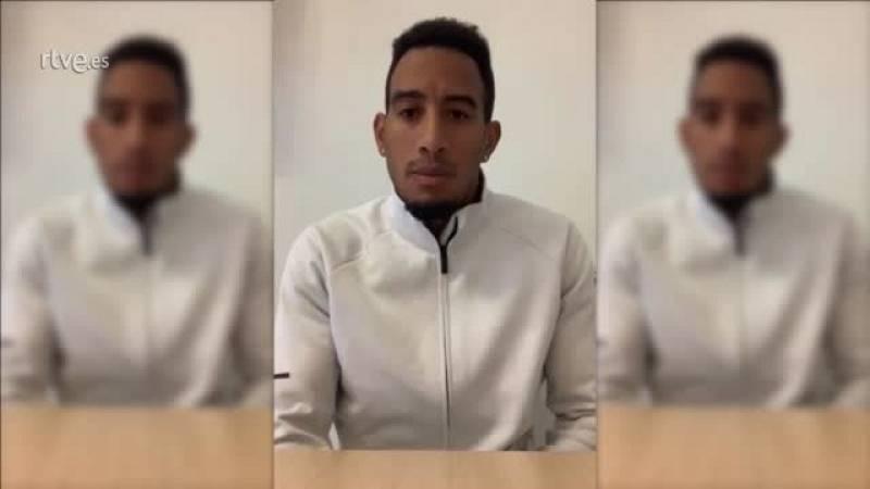 """Orlando Ortega: """"Si se aplazan los Juegos a octubre, no tendría tiempo para llegar en buen estado de forma"""""""