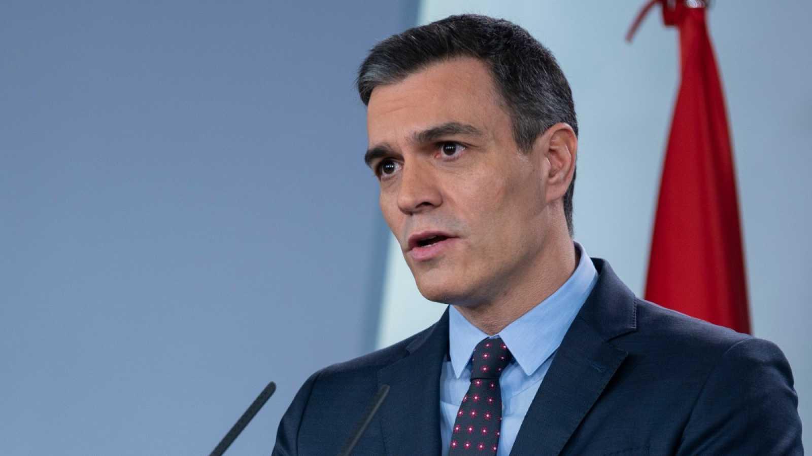 """Vídeo   Pedro Sánchez: """"Estamos en un momento muy crítico y van a venir días muy duros"""""""
