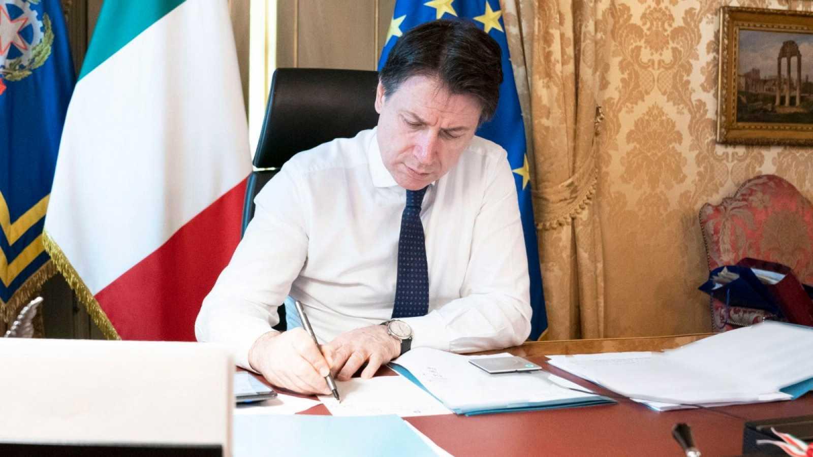 Italia interrumpe todas las actividades productivas excepto las esenciales para frenar coronavirus