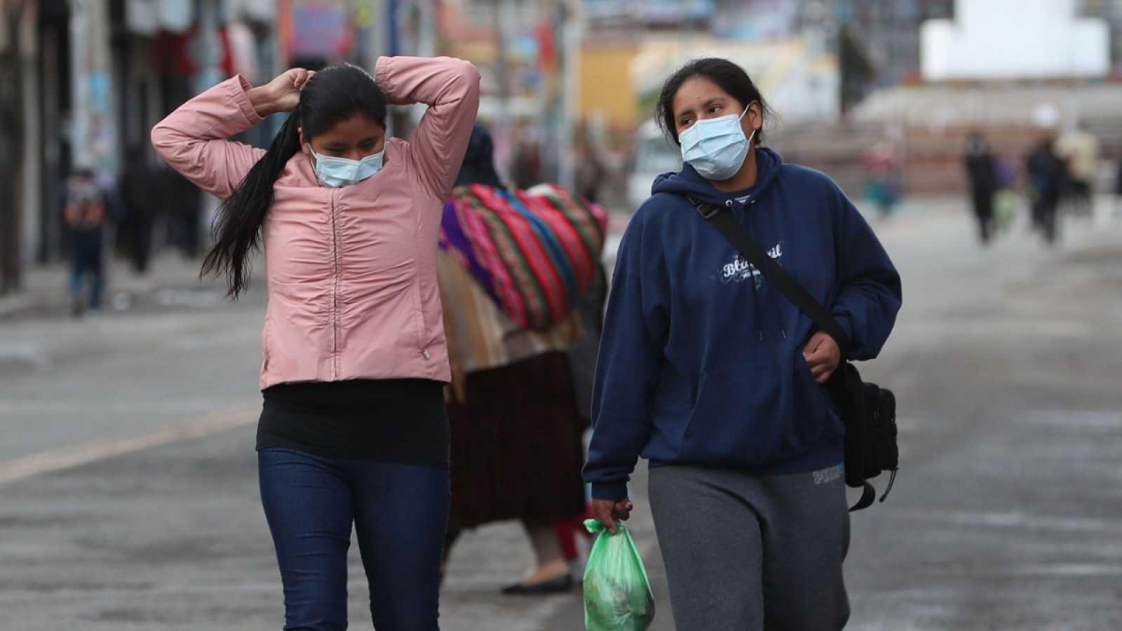 Se retrasan las elecciones en Bolivia por la crisis del coronavirus
