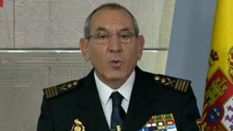 """Jose Ángel González: """" En el día de ayer se hicieron 64 detenciones por desobediencia y 23.238 actas"""""""