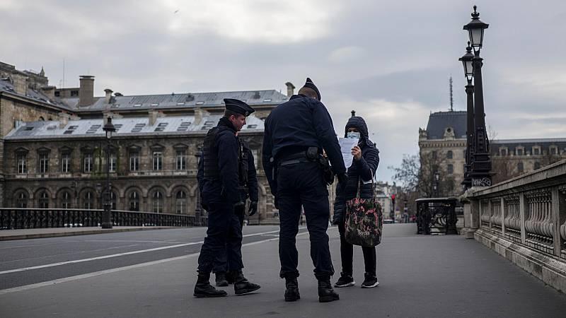 Francia decreta el estado de emergencia sanitaria, que permitirá al Gobierno tomar medidas más drásticas