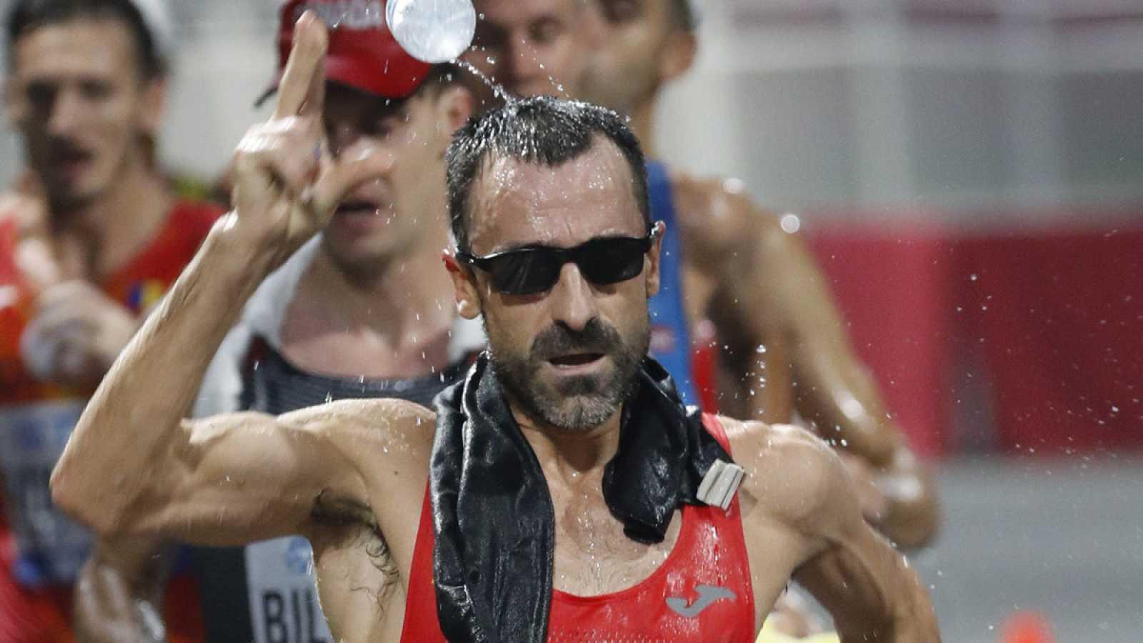 """García Bragado: """"Me marqué terminar mi carrera en Tokio, ya sea en el 2021 o 2022. Tengo la ilusión intacta"""""""