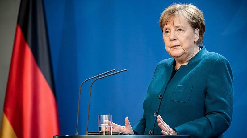 Merkel, en cuarentena tras tener contacto con un médico que ha dado positivo en coronavirus