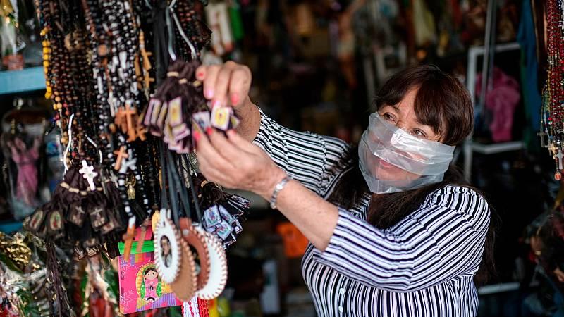 La mayoría de mexicanos no puede hacer cuarentena ante la falta de ingresos