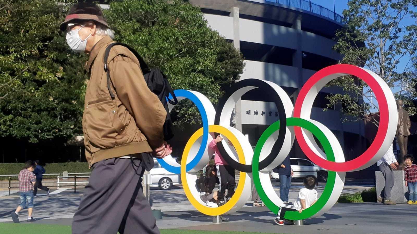 El COI se plantea aplazar los Juegos Olìmpicos de Tokio 2020