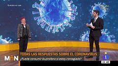 Consultorio coronavirus: ¿Puedo tomar ibuprofeno si tengo síntomas?